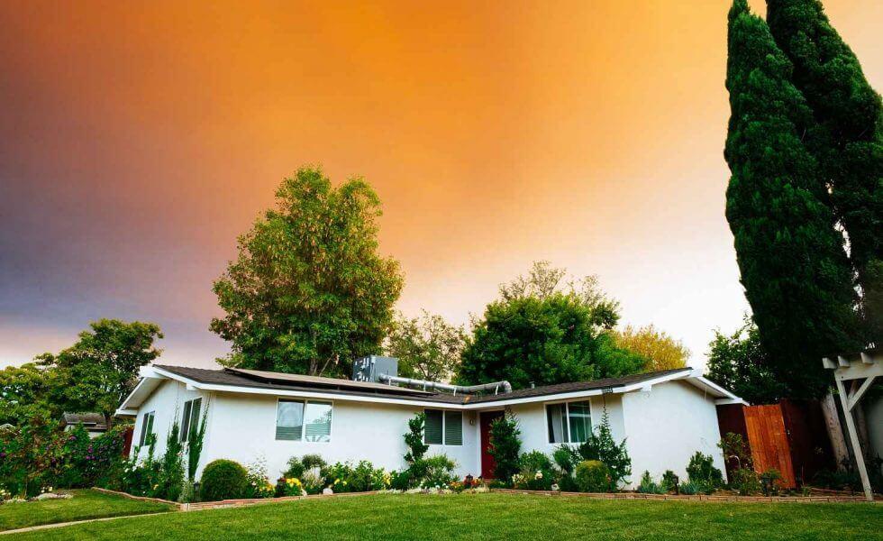 Dom samowystarczalny energetycznie