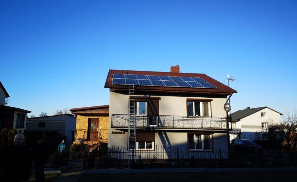 Ostrowita 5,52 kWp